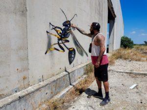 Los insectos gigantes